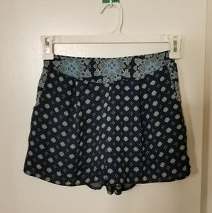 Charlotte Russe Flowy Shorts